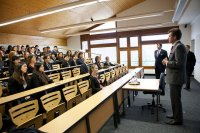 Sala wykładowa w trakcie kursu