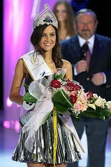 Anna Jamróz Miss Polski