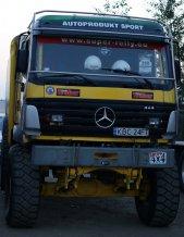 ciężarówka dostawa do fabryki