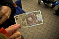 polski banknot dziesięciozłotowy