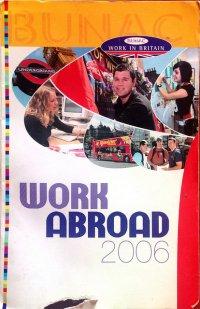 broszura na temat pracy za granicą