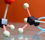 cząteczki chemiczne