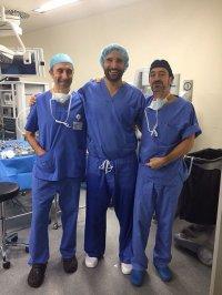 zespół chirurgów