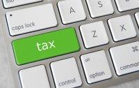 zielony klawisz tax na klawiaturze