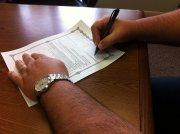 podpisywanie umowy